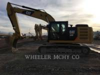 CATERPILLAR TRACK EXCAVATORS 320F L equipment  photo 5