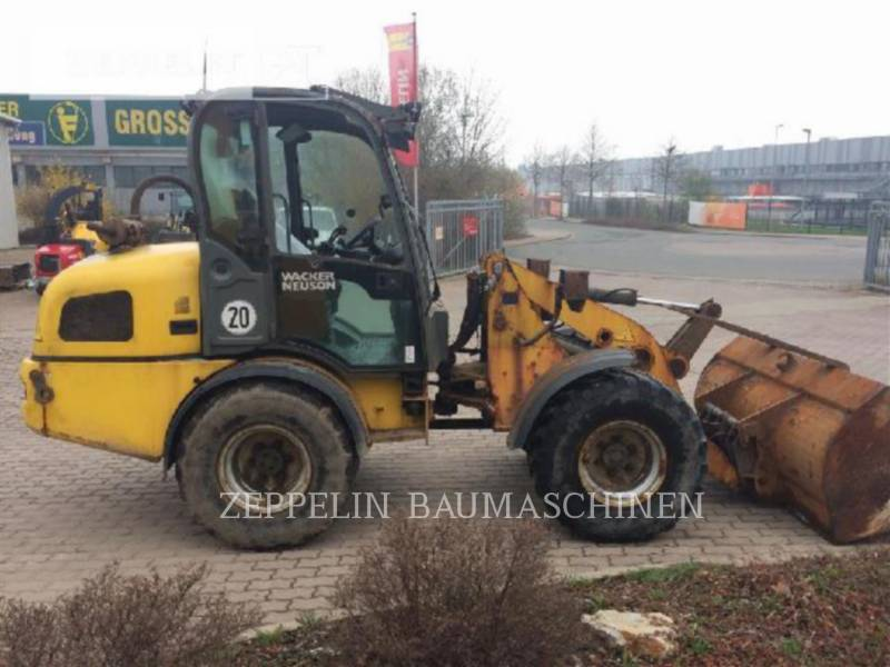 WACKER CORPORATION RADLADER/INDUSTRIE-RADLADER WL48 equipment  photo 6