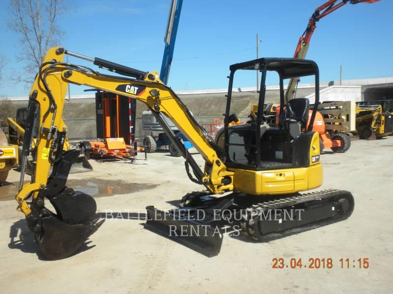 CATERPILLAR ESCAVADEIRAS 303.5E2 CR equipment  photo 1
