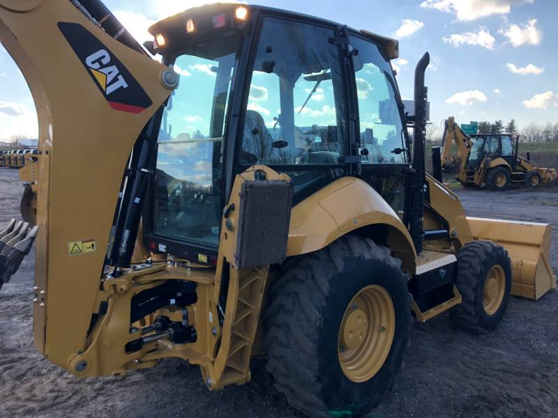 Caterpillar BULDOEXCAVATOARE 420FST equipment  photo 5