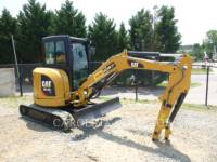 Equipment photo CATERPILLAR 303.5E2 CB TRACK EXCAVATORS 1