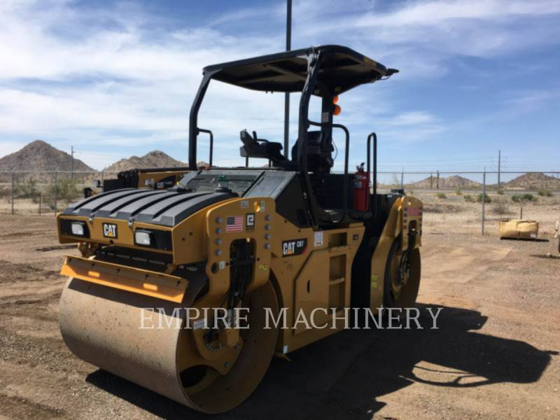 CATERPILLAR TAMBOR DOBLE VIBRATORIO ASFALTO CB7 equipment  photo 4