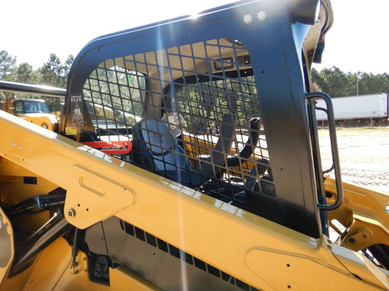 CATERPILLAR KOMPAKTLADER 262D equipment  photo 16