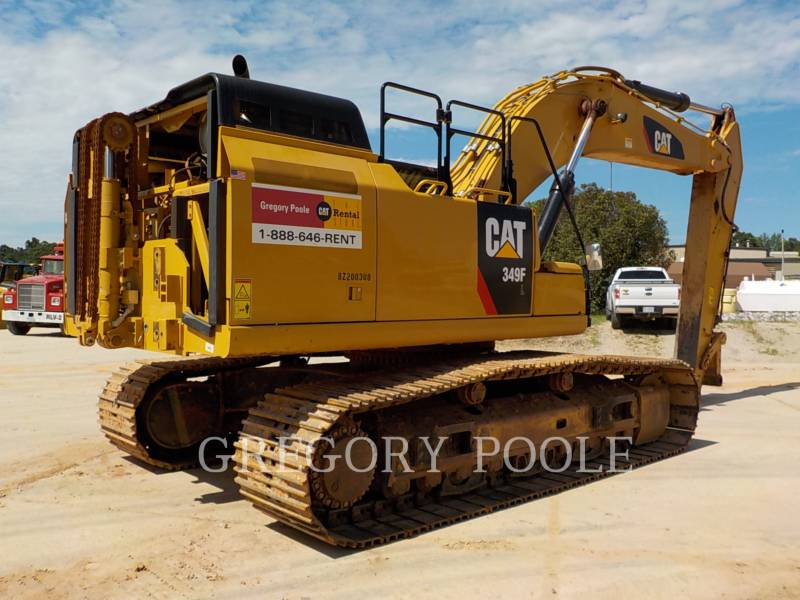 CATERPILLAR EXCAVADORAS DE CADENAS 349F L equipment  photo 10