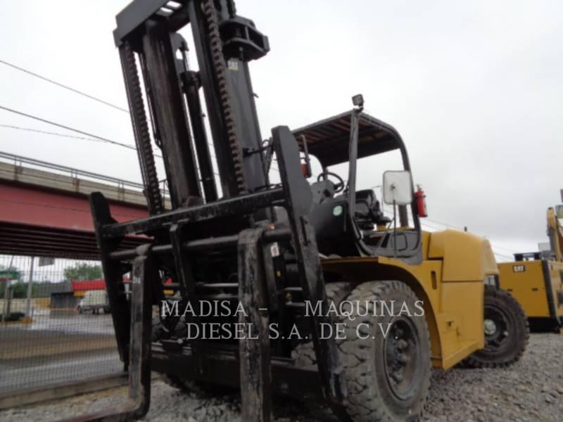 CATERPILLAR LIFT TRUCKS PODNOŚNIKI WIDŁOWE P33000D equipment  photo 4
