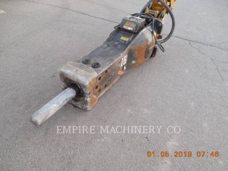 CATERPILLAR МАССА - МОЛОТ H110ES equipment  photo 4