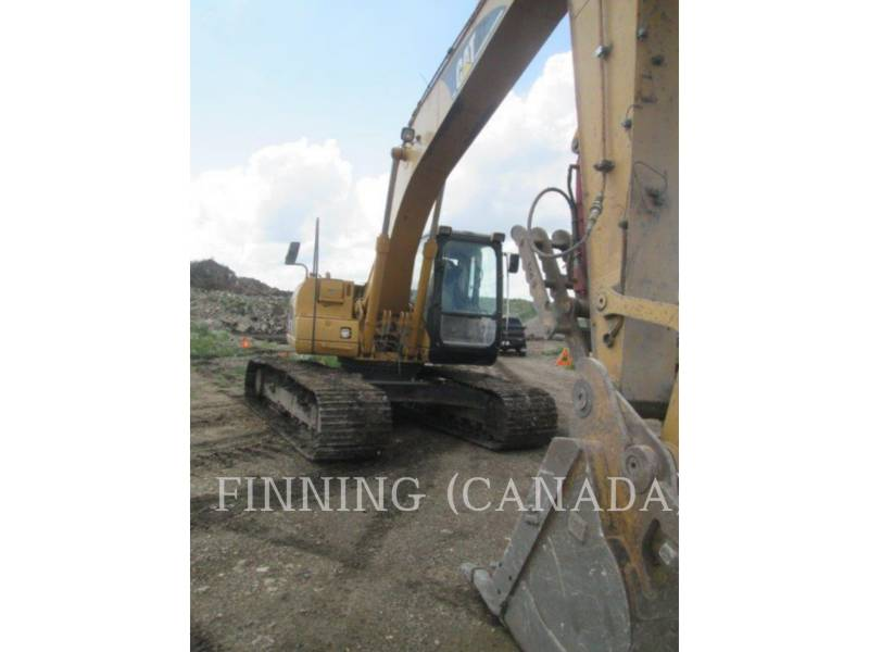 CATERPILLAR TRACK EXCAVATORS 320CL equipment  photo 5