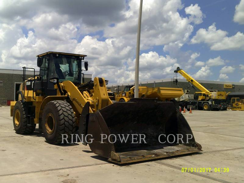 CATERPILLAR WHEEL LOADERS/INTEGRATED TOOLCARRIERS 950MQC equipment  photo 2