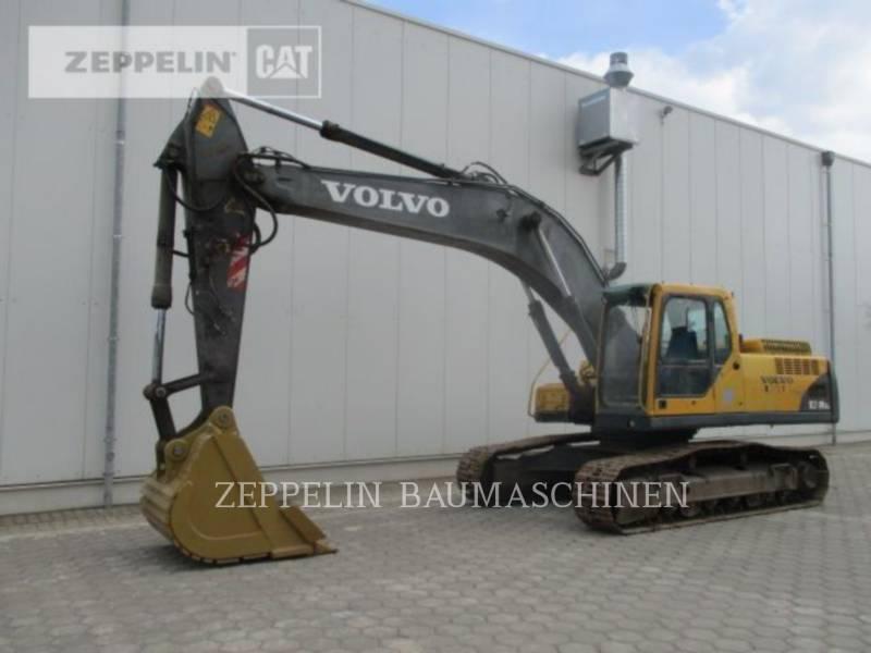 VOLVO CONSTRUCTION EQUIPMENT TRACK EXCAVATORS EC290BNLC equipment  photo 1