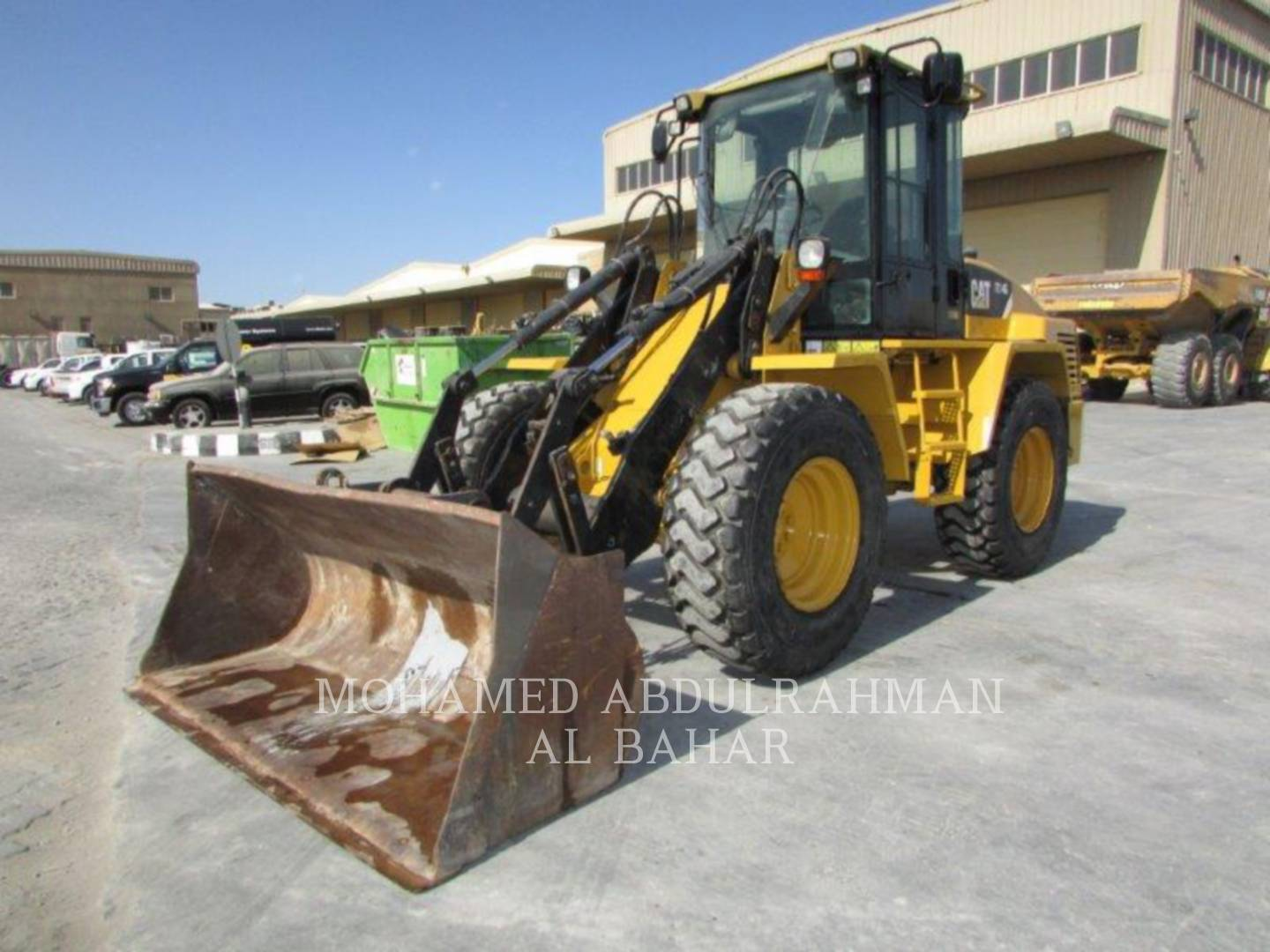 Model # IT14G - skid steer loaders