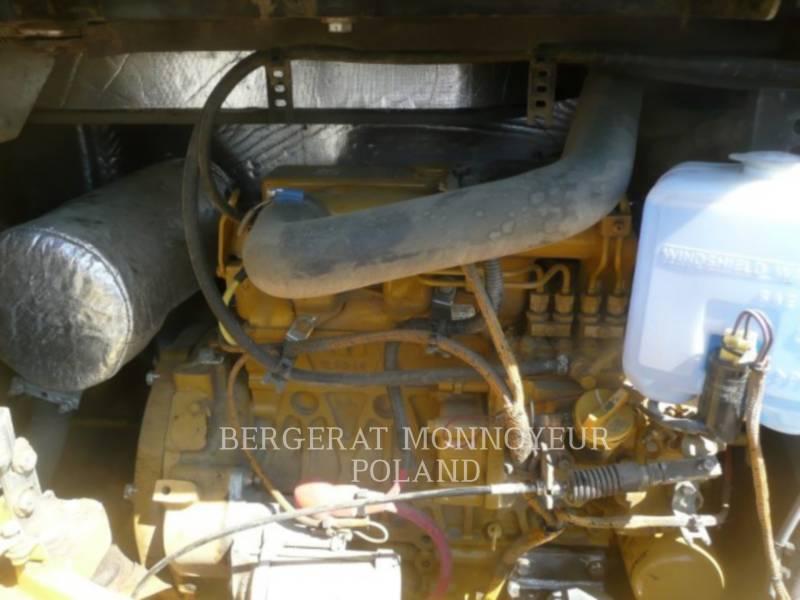 CATERPILLAR EXCAVADORAS DE CADENAS 304ECR equipment  photo 6