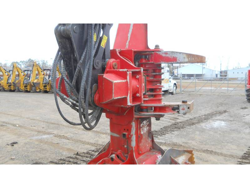 CATERPILLAR 林業 - フェラー・バンチャ - トラック 522B equipment  photo 13