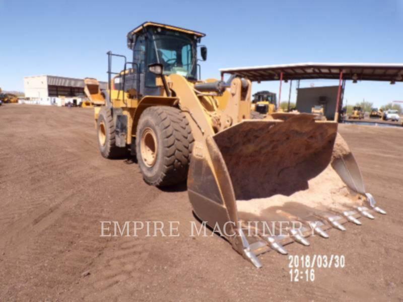 CATERPILLAR PALE GOMMATE/PALE GOMMATE MULTIUSO 950M equipment  photo 7