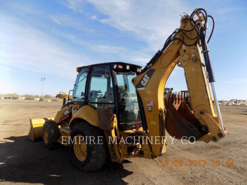 CATERPILLAR バックホーローダ 420E 4EC equipment  photo 2