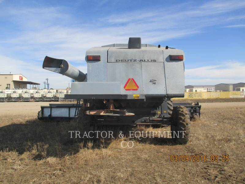 GLEANER COMBINADOS R60 equipment  photo 3
