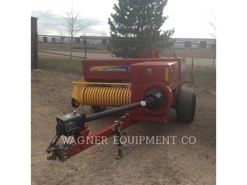 NEW HOLLAND LTD. 農業用集草機器 BC5060 equipment  photo 1