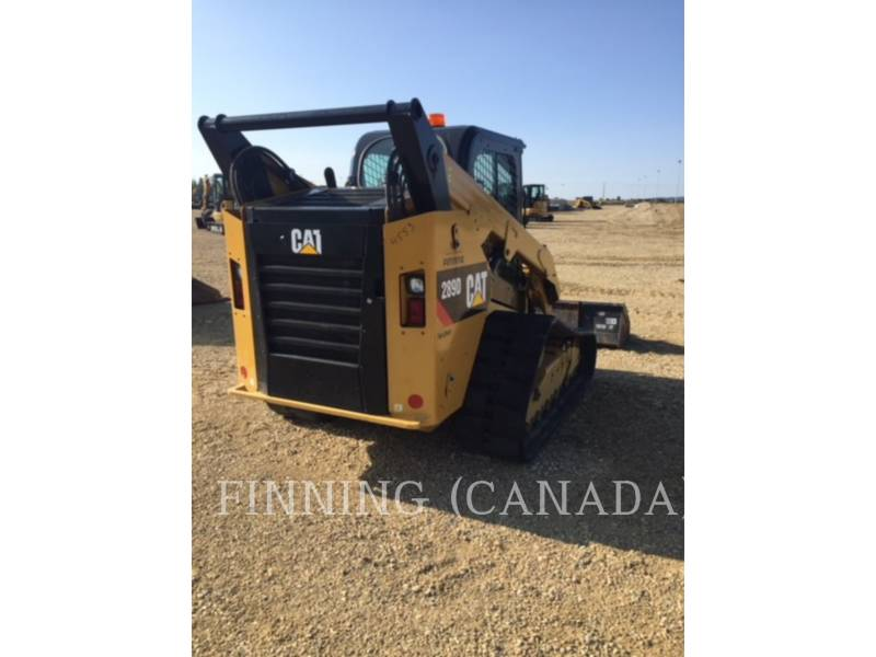 CATERPILLAR DELTALADER 289D equipment  photo 3