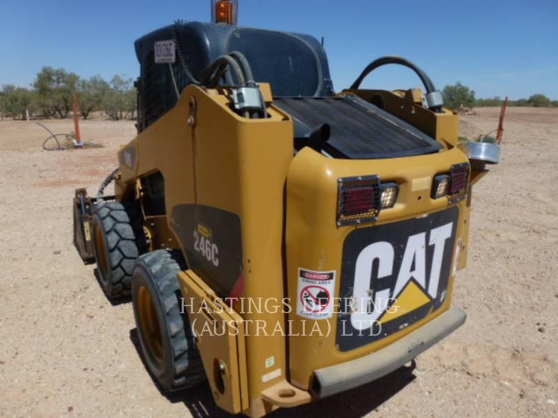 CATERPILLAR SKID STEER LOADERS 246C equipment  photo 6
