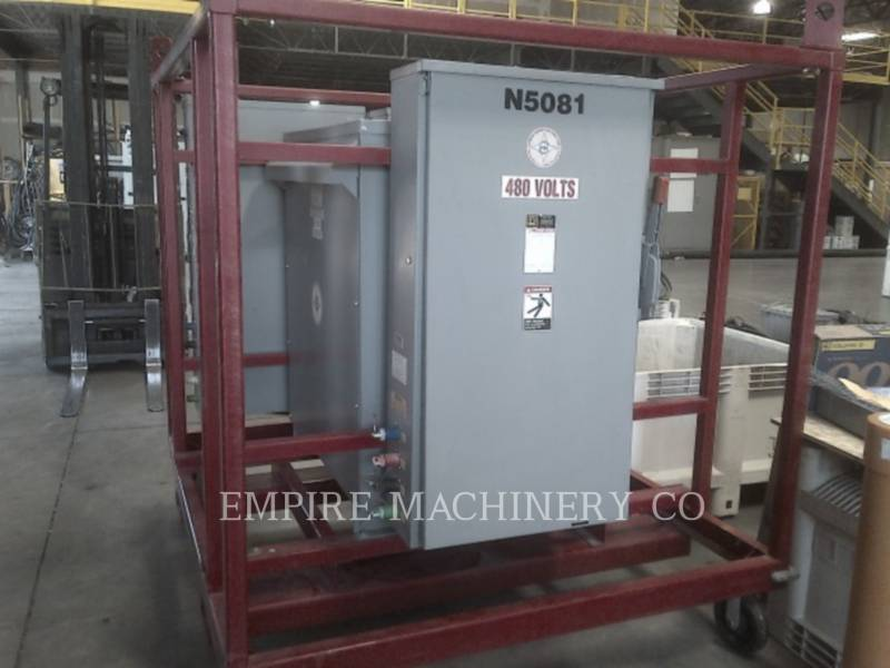 MISCELLANEOUS MFGRS EQUIPO VARIADO / OTRO 300KVA PT equipment  photo 8