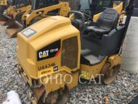 Equipment photo CATERPILLAR CB14B XW RULLI COMBINATI 1