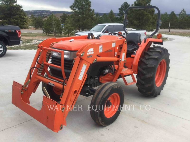 KUBOTA TRACTOR CORPORATION AG TRACTORS L4400E equipment  photo 5