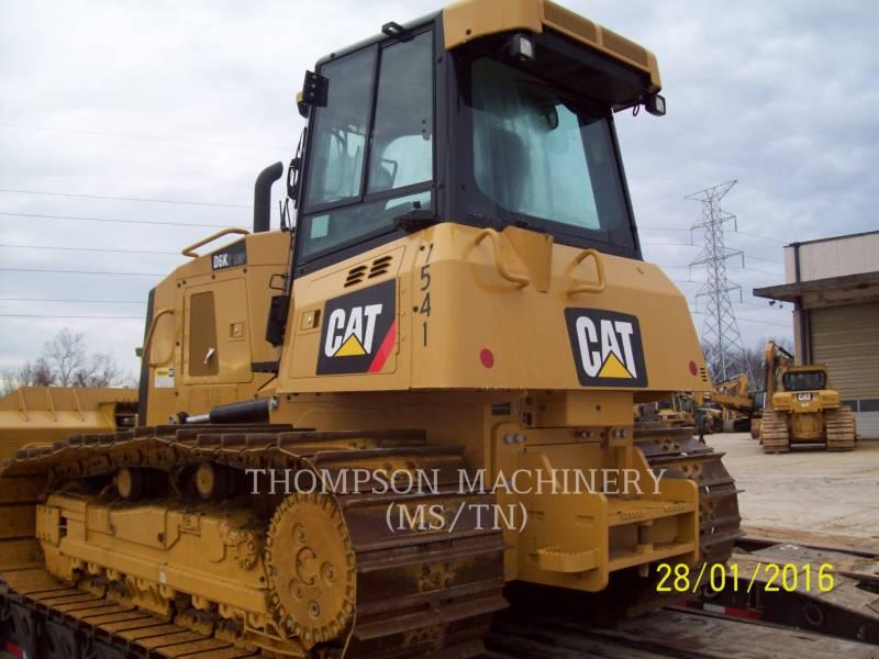 CATERPILLAR TRACTEURS SUR CHAINES D6K2 LGP equipment  photo 4