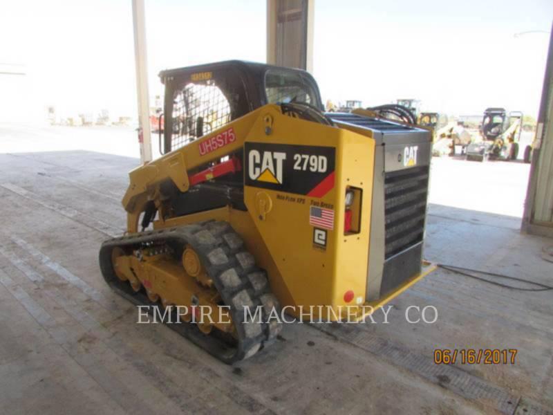 CATERPILLAR SKID STEER LOADERS 279D XPS equipment  photo 3