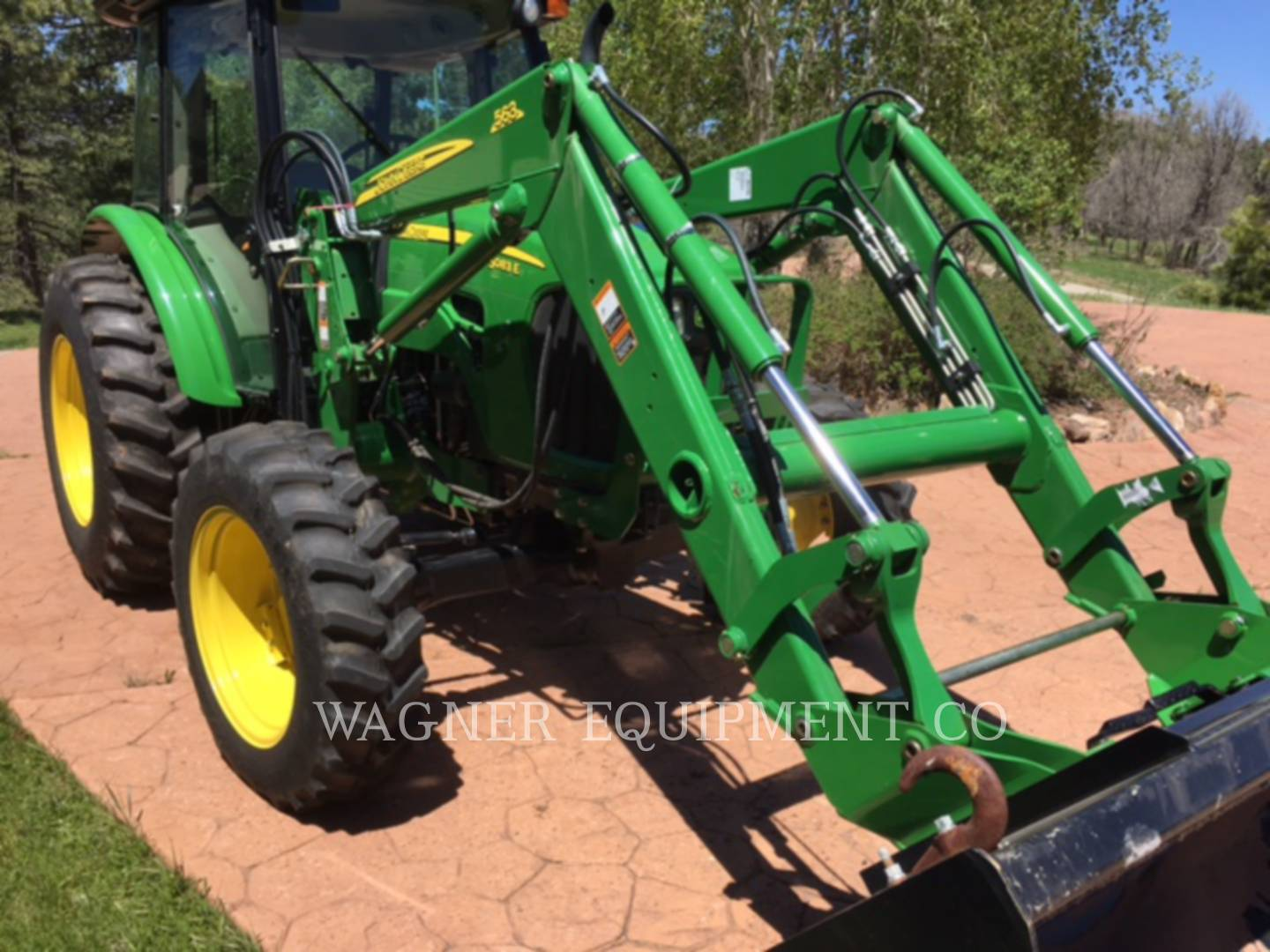 Detail photo of 2011 John Deere 5083 from Construction Equipment Guide