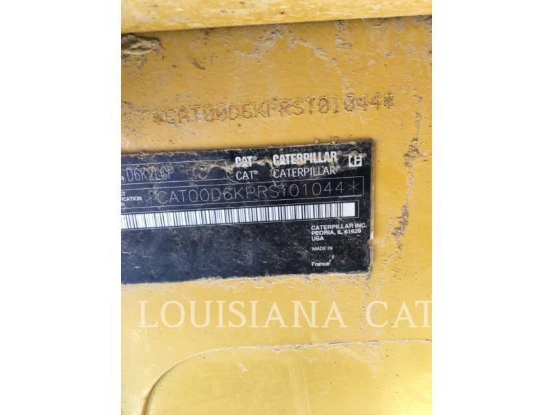 CATERPILLAR TRACK TYPE TRACTORS D6K2 LGP equipment  photo 5