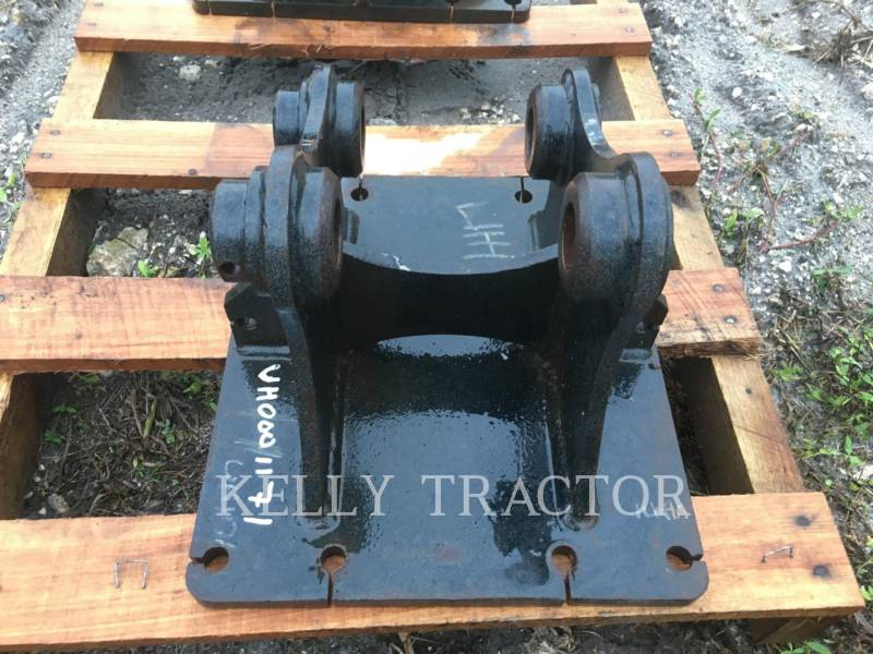 CATERPILLAR HERRAMIENTA DE TRABAJO - MARTILLO HAMMER BRACKET FOR 303 MINI EXCAVATOR NEW!! equipment  photo 2