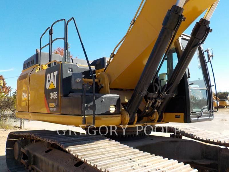 CATERPILLAR PELLES SUR CHAINES 349E L equipment  photo 5
