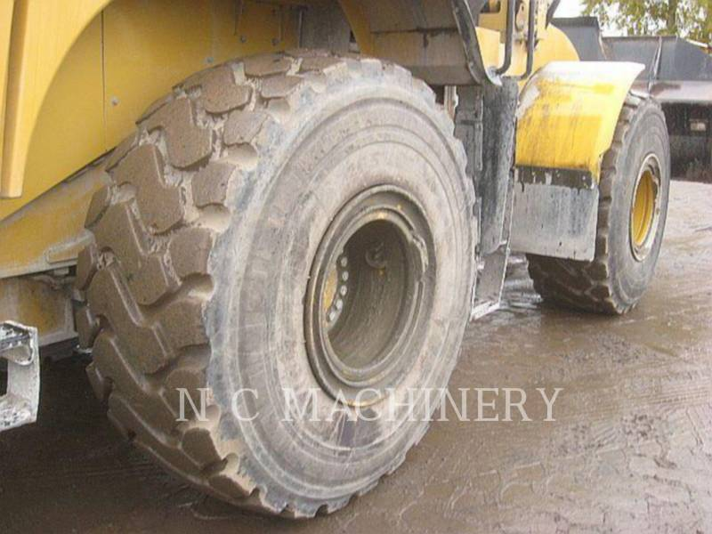 CATERPILLAR CARGADORES DE RUEDAS 966K equipment  photo 7