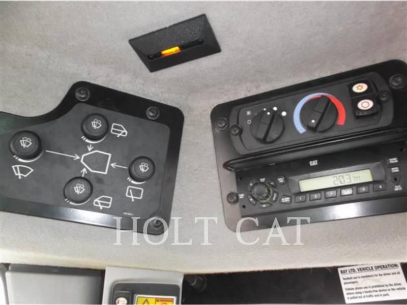 CATERPILLAR MOTONIVELADORAS 140M2 equipment  photo 20