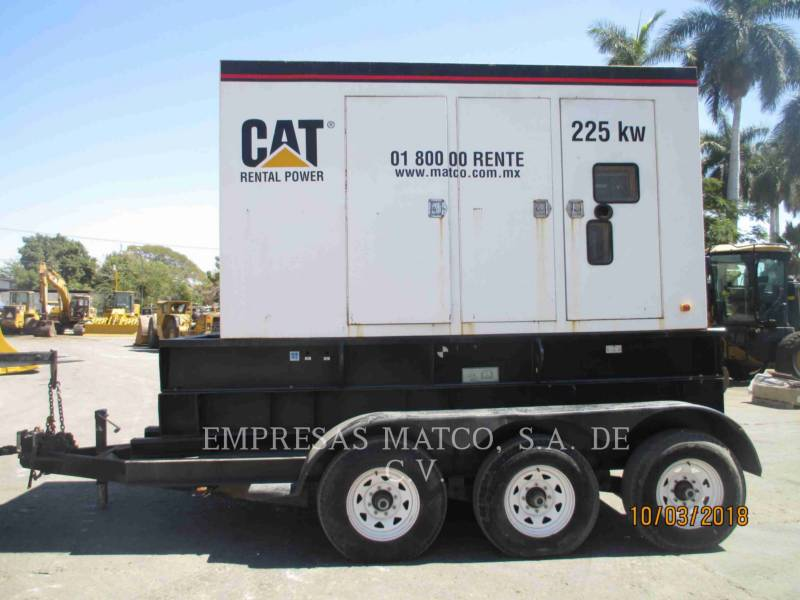OLYMPIAN CAT Grupos electrógenos móviles C9 equipment  photo 3