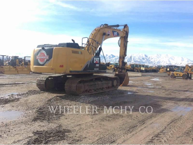 CATERPILLAR TRACK EXCAVATORS 336E L CFM equipment  photo 8
