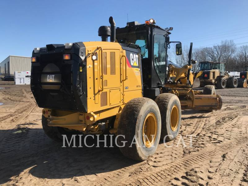 CATERPILLAR NIVELEUSES 140M2AWD equipment  photo 3