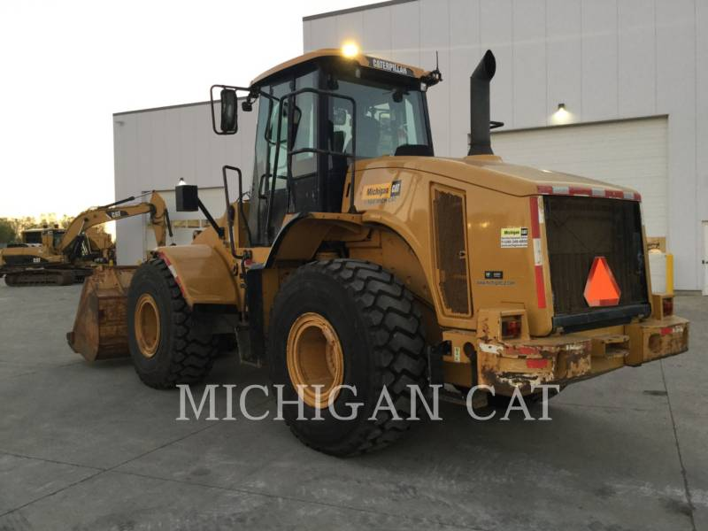 CATERPILLAR WHEEL LOADERS/INTEGRATED TOOLCARRIERS 950H RQ+ equipment  photo 3