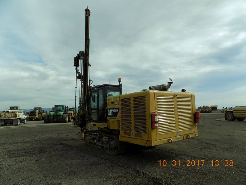 CATERPILLAR HYDRAULIC TRACK DRILLS MD5150C equipment  photo 3