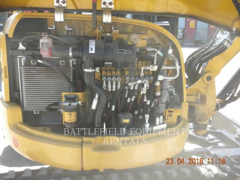 CATERPILLAR ESCAVADEIRAS 303.5E2 CR equipment  photo 6