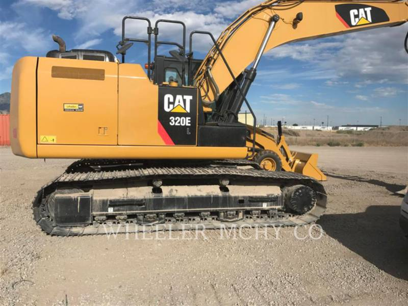 CATERPILLAR EXCAVADORAS DE CADENAS 320E L CF equipment  photo 1