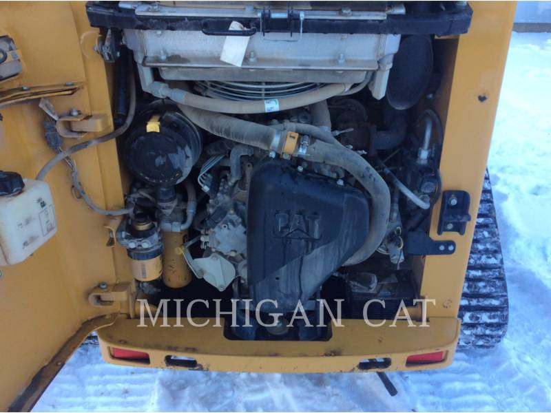 CATERPILLAR MULTI TERRAIN LOADERS 247B3 AQ equipment  photo 14
