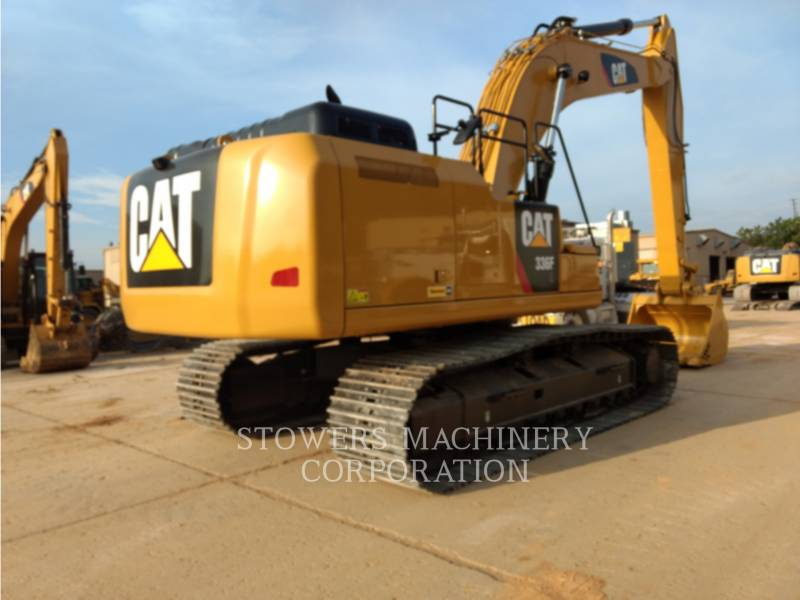 CATERPILLAR TRACK EXCAVATORS 336F equipment  photo 2