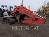 LINK-BELT CONST. TRACK EXCAVATORS 210 X3 equipment  photo 2