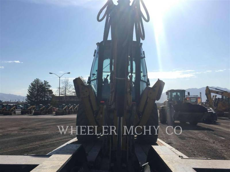 CATERPILLAR CHARGEUSES-PELLETEUSES 430F E CF equipment  photo 9
