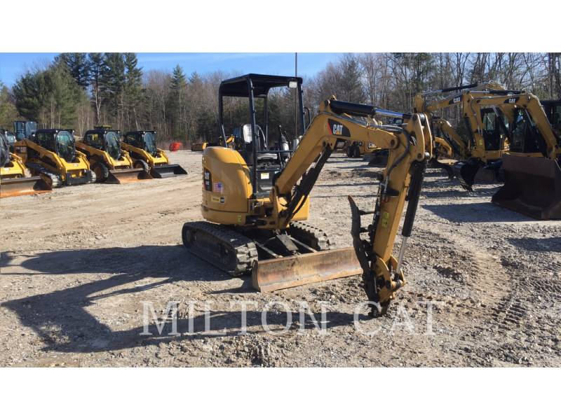CATERPILLAR PELLES SUR CHAINES 303E equipment  photo 2