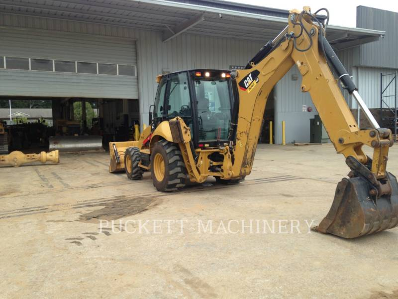 CATERPILLAR バックホーローダ 430FST equipment  photo 2