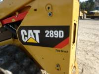 CATERPILLAR CHARGEURS TOUT TERRAIN 289D equipment  photo 24