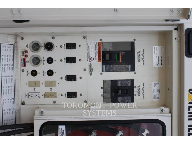 CATERPILLAR MOBILE GENERATOR SETS XQ 230 equipment  photo 2