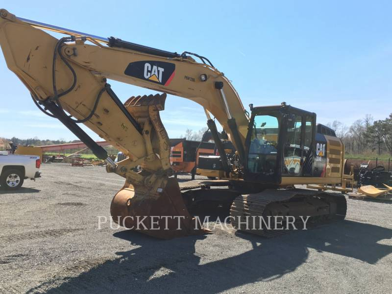 CATERPILLAR KETTEN-HYDRAULIKBAGGER 324EL equipment  photo 7