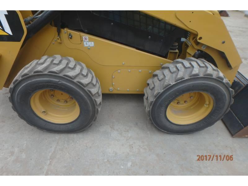 Caterpillar MINIÎNCĂRCĂTOARE RIGIDE MULTIFUNCŢIONALE 262D equipment  photo 9
